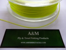 A&M Backing 50 yards  20 LB  Fluo Yellow
